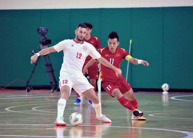 Việt Nam lần thứ hai đoạt vé dự VCK Futsal World Cup - Ảnh 2.
