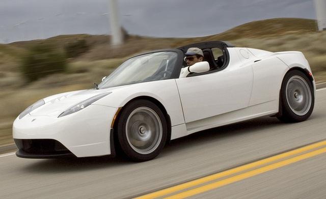 Chiếc xe điện đầu tiên của tỉ phú giàu nhất thế giới: Khỏe ngang Ferrari mà rẻ hơn một nửa - vẫn chìm vào quên lãng! - Ảnh 1.
