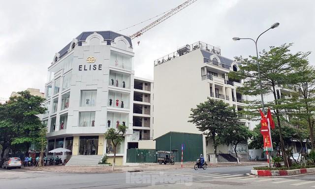 Thông tin mới vụ lình xình 14 căn biệt thự dự án phố Wall ở Hà Nội  - Ảnh 1.