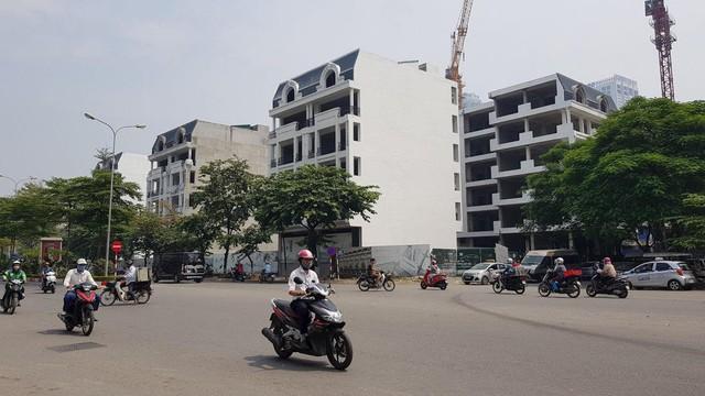 Thông tin mới vụ lình xình 14 căn biệt thự dự án phố Wall ở Hà Nội  - Ảnh 2.