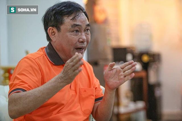 Ông Huỳnh Uy Dũng: Tôi xem một đoạn livestream của Phương Hằng rồi đi thắp hương - Ảnh 1.