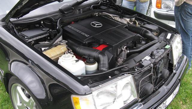 Siêu xe trong lòng đại gia Việt: Đi làm thuê giúp Mercedes đấu Toyota, không ngờ tạo ra tuyệt tác Báo Gấm đeo bờm Tai Thỏ - Ảnh 12.