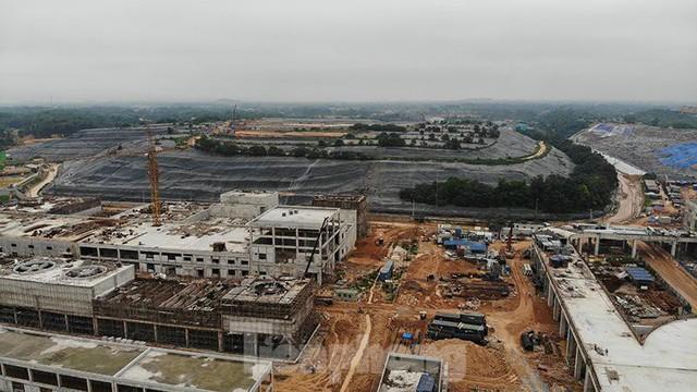 Cận cảnh nhà máy đốt rác Sóc Sơn 7.000 tỷ sắp đi vào hoạt động  - Ảnh 12.
