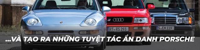 Siêu xe trong lòng đại gia Việt: Đi làm thuê giúp Mercedes đấu Toyota, không ngờ tạo ra tuyệt tác Báo Gấm đeo bờm Tai Thỏ - Ảnh 13.