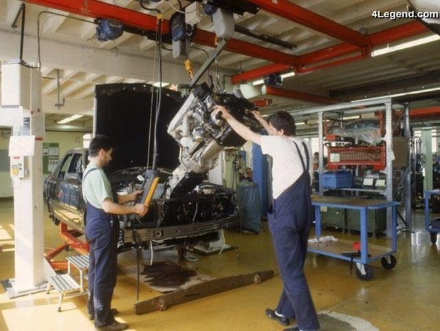 Siêu xe trong lòng đại gia Việt: Đi làm thuê giúp Mercedes đấu Toyota, không ngờ tạo ra tuyệt tác Báo Gấm đeo bờm Tai Thỏ - Ảnh 16.