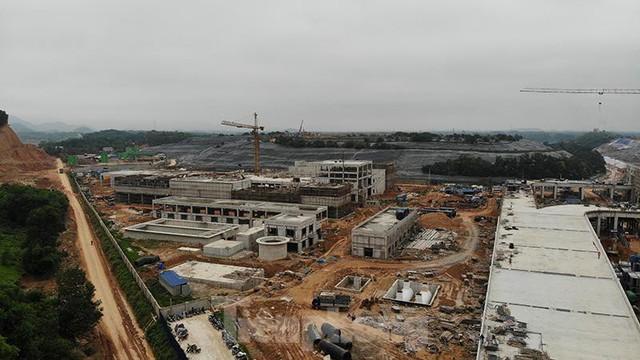 Cận cảnh nhà máy đốt rác Sóc Sơn 7.000 tỷ sắp đi vào hoạt động  - Ảnh 3.
