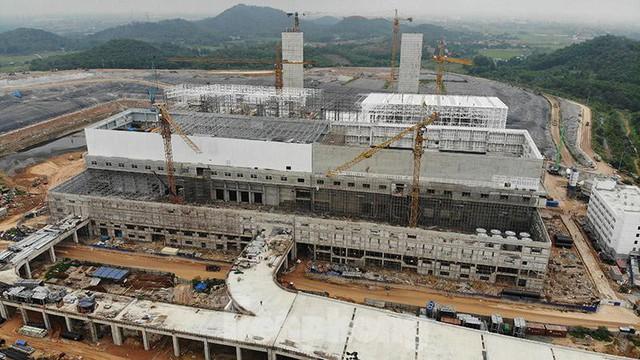 Cận cảnh nhà máy đốt rác Sóc Sơn 7.000 tỷ sắp đi vào hoạt động  - Ảnh 4.