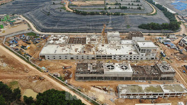 Cận cảnh nhà máy đốt rác Sóc Sơn 7.000 tỷ sắp đi vào hoạt động  - Ảnh 5.