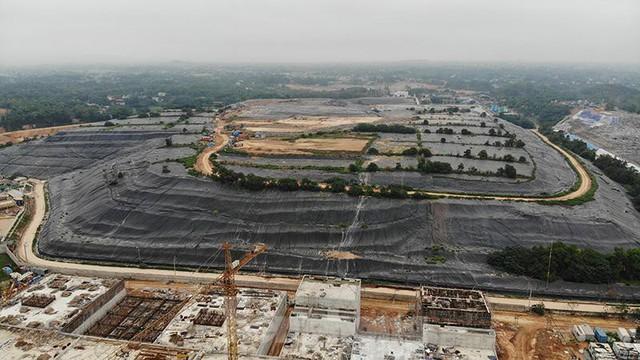 Cận cảnh nhà máy đốt rác Sóc Sơn 7.000 tỷ sắp đi vào hoạt động  - Ảnh 10.