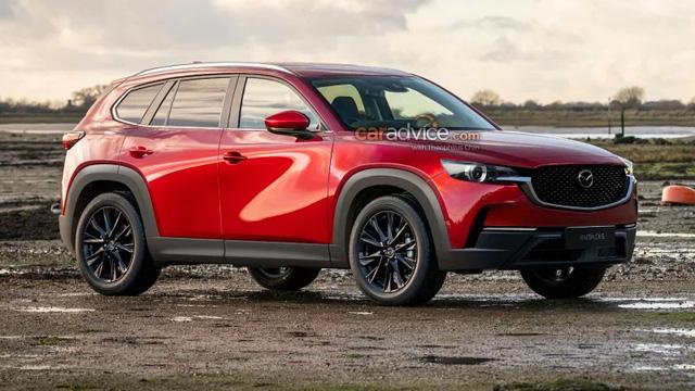 Chân dung Mazda CX-5 thế hệ mới sắp ra mắt - Ảnh 1.