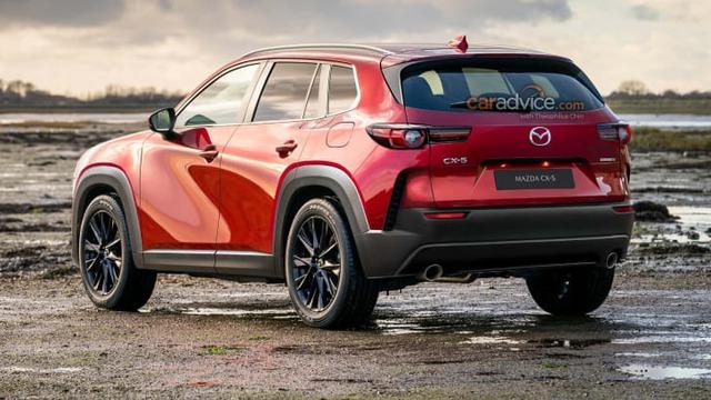 Chân dung Mazda CX-5 thế hệ mới sắp ra mắt - Ảnh 2.