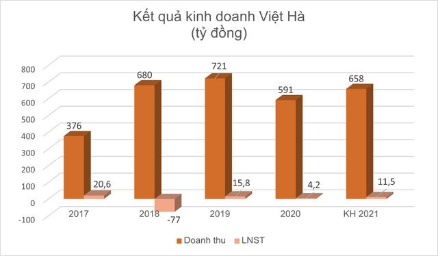 Chưa phải công ty đại chúng, Công ty mẹ Bia Việt Hà hủy giao dịch UpCOM - Ảnh 2.