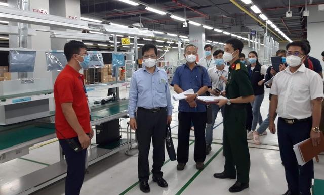 8 doanh nghiệp tại Bắc Giang đăng ký khôi phục sản xuất - Ảnh 1.