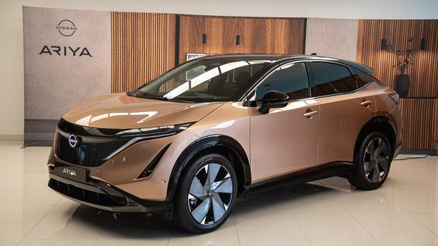Nissan Ariya được đăng ký tại Việt Nam: Đàn em X-Trail mang động cơ điện, đối đầu VinFast VF e34 - Ảnh 2.