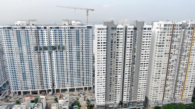TPHCM gỡ ách tắc giao dịch căn hộ từ tầng 15 trở lên - Ảnh 1.