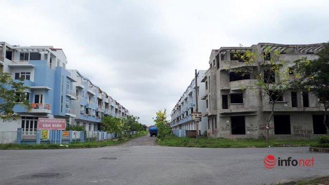 Khu đô thị ma la liệt biệt thự, nhà không người hoang vu ở Hà Nội - Ảnh 11.