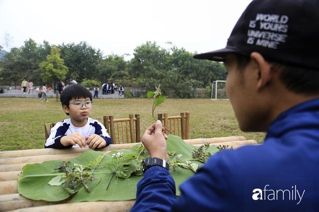 Hà Nội có 1 ngôi trường với những con đường quanh co rợp bóng cây: Bài thi không chấm điểm 10, dạy học theo nguyên tắc nương theo trẻ - Ảnh 5.