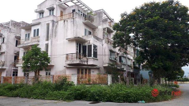 Khu đô thị ma la liệt biệt thự, nhà không người hoang vu ở Hà Nội - Ảnh 8.