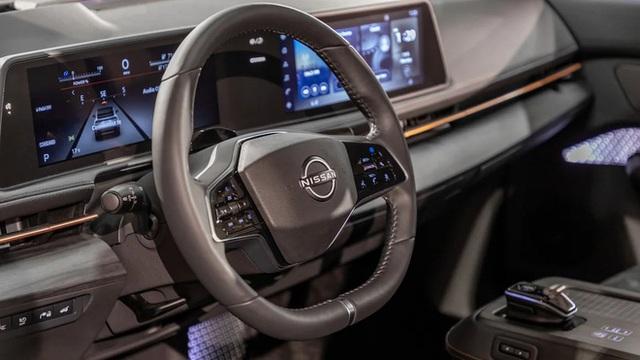 Nissan Ariya được đăng ký tại Việt Nam: Đàn em X-Trail mang động cơ điện, đối đầu VinFast VF e34 - Ảnh 9.