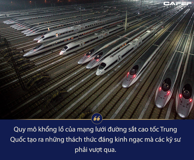 Đầu thế kỷ 21, quốc gia này chưa có 1m đường sắt cao tốc nhưng bây giờ đang khiến cả Mỹ và Nhật bị tụt hậu - Ảnh 5.