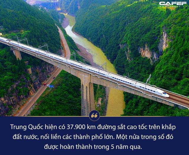 Đầu thế kỷ 21, quốc gia này chưa có 1m đường sắt cao tốc nhưng bây giờ đang khiến cả Mỹ và Nhật bị tụt hậu - Ảnh 1.