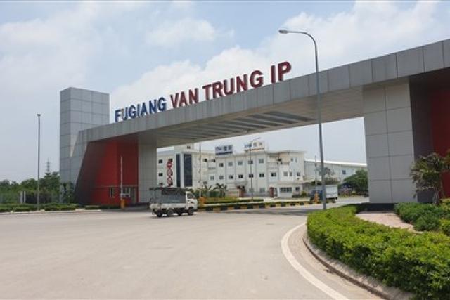 8 doanh nghiệp trong KCN ở Bắc Giang chưa thể hoạt động trở lại như dự kiến  - Ảnh 1.