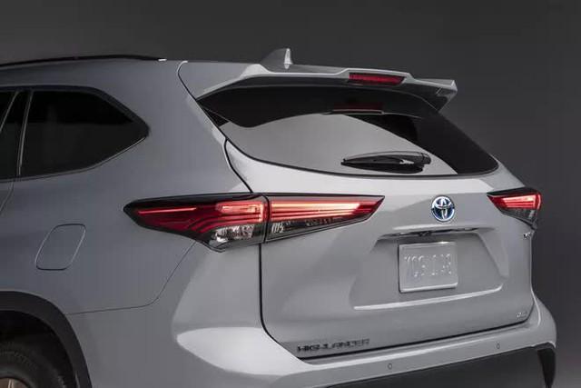 Ra mắt Toyota Highlander Bronze Edition: 6 chỗ, nhiều chi tiết vàng đồng, về Việt Nam giá cỡ 4 tỷ đồng  - Ảnh 7.