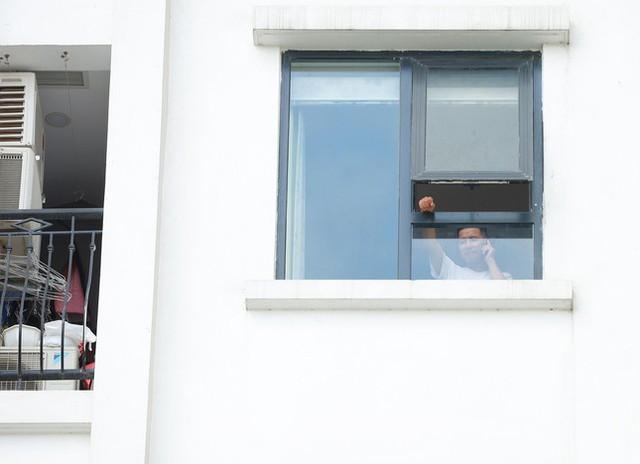 Hà Nội phong tỏa chung cư 32 tầng tại quận Hoàng Mai vì có ca mắc COVID-19  - Ảnh 8.
