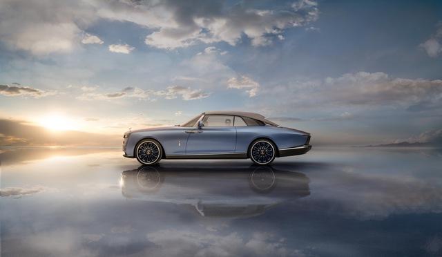Giá bán 28 triệu USD, đây là chiếc ô tô thương mại đắt giá nhất toàn cầu - Ảnh 10.