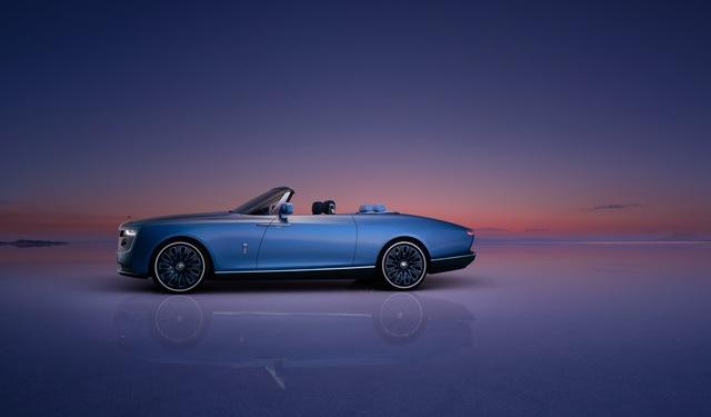 Giá bán 28 triệu USD, đây là chiếc ô tô thương mại đắt giá nhất toàn cầu - Ảnh 12.