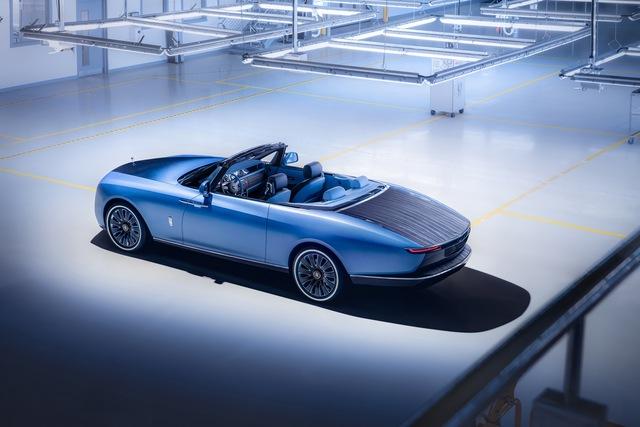 Giá bán 28 triệu USD, đây là chiếc ô tô thương mại đắt giá nhất toàn cầu - Ảnh 13.