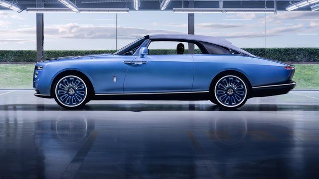 Giá bán 28 triệu USD, đây là chiếc ô tô thương mại đắt giá nhất toàn cầu - Ảnh 14.