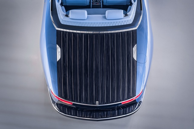 Giá bán 28 triệu USD, đây là chiếc ô tô thương mại đắt giá nhất toàn cầu - Ảnh 17.