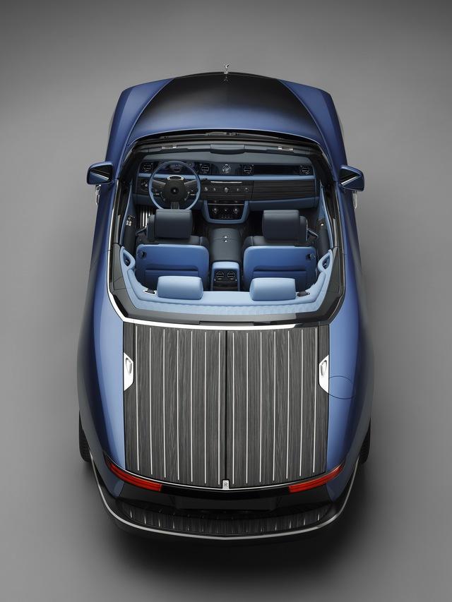 Giá bán 28 triệu USD, đây là chiếc ô tô thương mại đắt giá nhất toàn cầu - Ảnh 18.