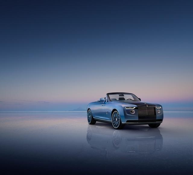 Giá bán 28 triệu USD, đây là chiếc ô tô thương mại đắt giá nhất toàn cầu - Ảnh 1.