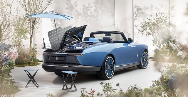 Giá bán 28 triệu USD, đây là chiếc ô tô thương mại đắt giá nhất toàn cầu - Ảnh 2.