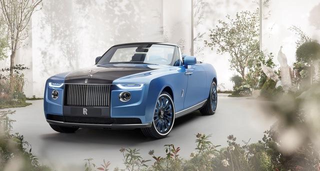 Giá bán 28 triệu USD, đây là chiếc ô tô thương mại đắt giá nhất toàn cầu - Ảnh 3.