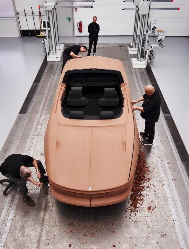 Giá bán 28 triệu USD, đây là chiếc ô tô thương mại đắt giá nhất toàn cầu - Ảnh 20.