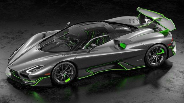 Làm cách nào để nâng cấp siêu xe nhanh nhất thế giới, sức mạnh 1.750 mã lực? Đây là câu trả lời - Ảnh 2.