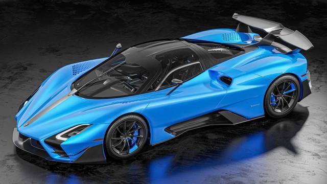 Làm cách nào để nâng cấp siêu xe nhanh nhất thế giới, sức mạnh 1.750 mã lực? Đây là câu trả lời - Ảnh 3.