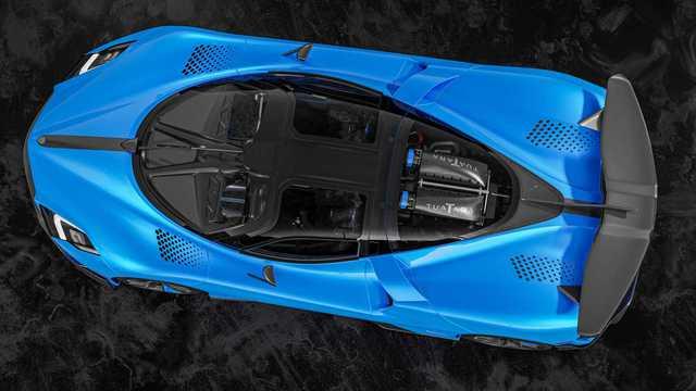 Làm cách nào để nâng cấp siêu xe nhanh nhất thế giới, sức mạnh 1.750 mã lực? Đây là câu trả lời - Ảnh 4.