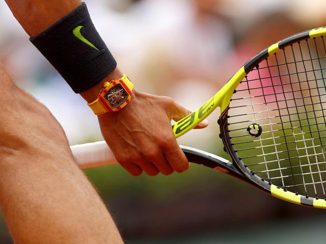 Siêu phẩm đồng hồ RM 27-03 gắn liền với vua đất nện Rafael Nadal: Richard Mille chỉ sản xuất giới hạn 50 chiếc, Việt Nam cũng có đại gia bỏ 30 tỷ VNĐ để tậu về - Ảnh 1.