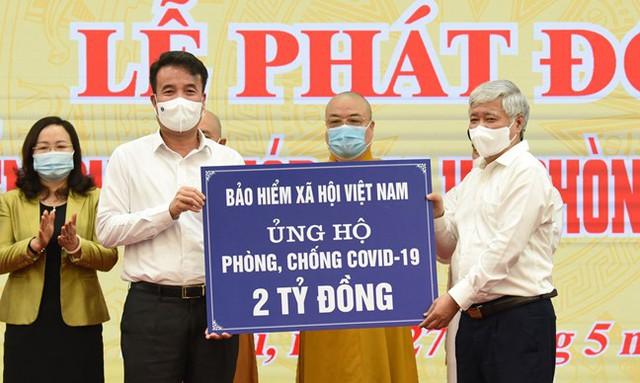 Vạn Thịnh Phát ủng hộ 450 tỷ, Sunny World, Vietcombank, Techcombank, TNG Holdings, MB, SCB, Khang Điền, TH True Milk...chung tay chống dịch - Ảnh 10.