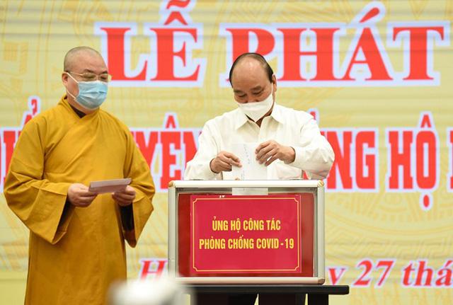 Vạn Thịnh Phát ủng hộ 450 tỷ, Sunny World, Vietcombank, Techcombank, TNG Holdings, MB, SCB, Khang Điền, TH True Milk...chung tay chống dịch - Ảnh 1.