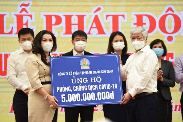 Vạn Thịnh Phát ủng hộ 450 tỷ, Sunny World, Vietcombank, Techcombank, TNG Holdings, MB, SCB, Khang Điền, TH True Milk...chung tay chống dịch - Ảnh 9.