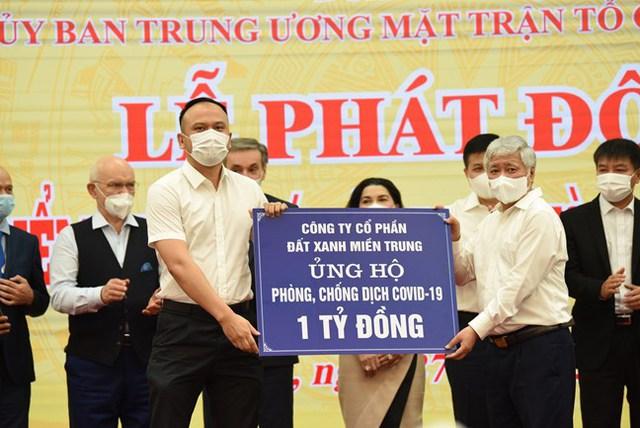Vạn Thịnh Phát ủng hộ 450 tỷ, Sunny World, Vietcombank, Techcombank, TNG Holdings, MB, SCB, Khang Điền, TH True Milk...chung tay chống dịch - Ảnh 8.