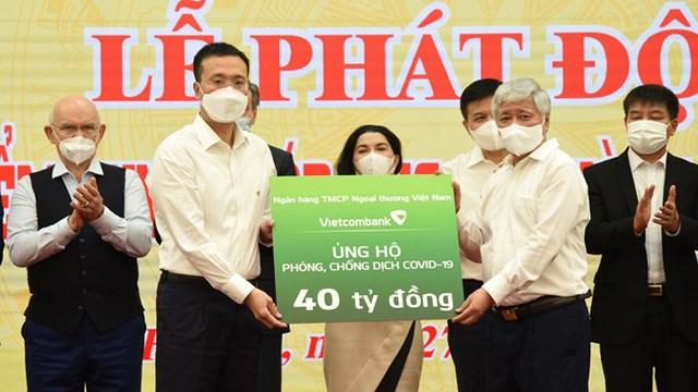 Vạn Thịnh Phát ủng hộ 450 tỷ, Sunny World, Vietcombank, Techcombank, TNG Holdings, MB, SCB, Khang Điền, TH True Milk...chung tay chống dịch - Ảnh 6.