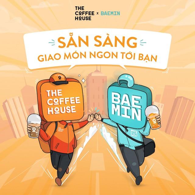 Chủ tịch The Coffee House Đinh Anh Huân: Đến 2/3 số cửa hàng buộc phải hạn chế khách trong làn sóng Covid thứ 4, sẽ bắt tay với nhiều bên thứ ba ngoài Baemin để tăng độ phủ - Ảnh 1.