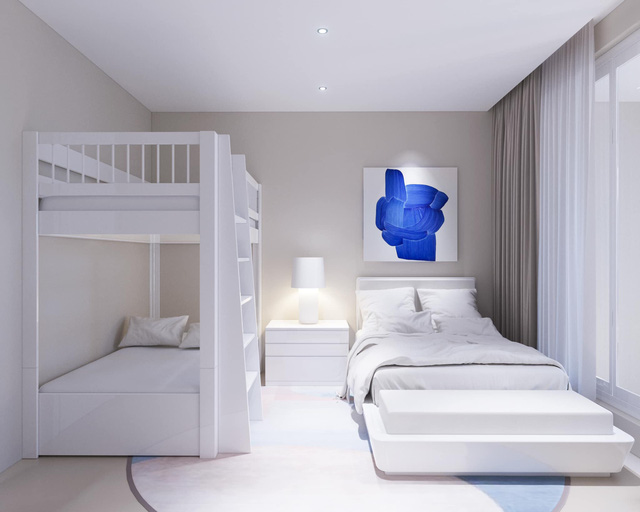 Ấn tượng với không gian căn penthouse duplex của NTK thời trang nổi tiếng: Một ngôi nhà mang năng lượng tích cực, vừa kích thích cảm giác tự do sáng tạo vừa có không gian riêng tư - Ảnh 15.