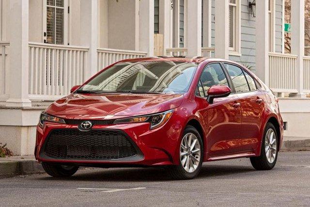 Top 10 ô tô cỡ nhỏ bán chạy nhất thế giới: Phần lớn đến từ Volkswagen, nhiều mẫu được bán tại Việt Nam - Ảnh 1.